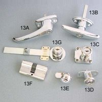 Furniture Locks, Profile Cylinder