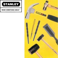 Stanley Striling & Struck Tools